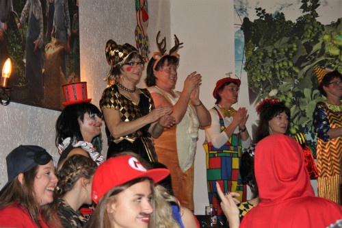 16 Frauenfasching Elsendorf 2018 01 19
